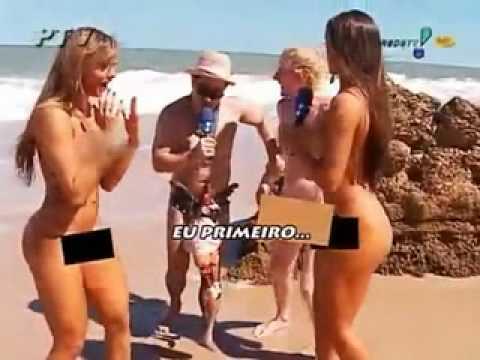 Juliana Salimeni e Nicole Bahls peladas