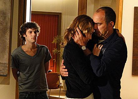 """""""Eu vou trazer a Viviane pra perto de mim. Ela e o meu filho"""""""
